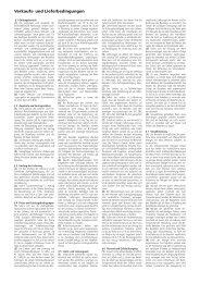 Verkaufs- und Lieferbedingungen - Rothenberger