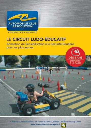 Télécharger la fiche - Automobile Club Association