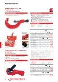 Kunststoffrohr-Abstech- und Anfasgeräte - Rothenberger - Seite 5