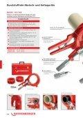 Kunststoffrohr-Abstech- und Anfasgeräte - Rothenberger - Seite 7