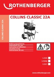collins classic 22a - Rothenberger
