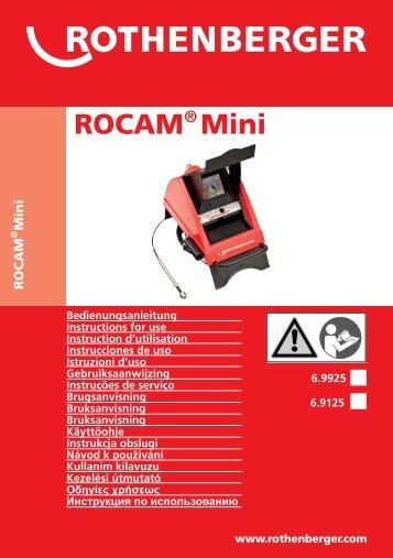 BA ROCAM Mini Umschlag 6.9925_6.9125 C 0309.cdr - Rothenberger