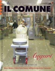 Dicembre 2008 - Comune di Spilamberto