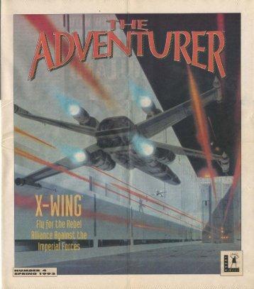Adventurer #4