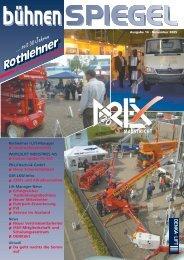 GSR - Rothlehner Arbeitsbühnen