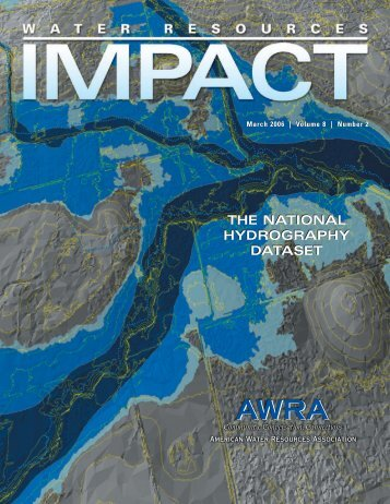 the national hydrography dataset the national hydrography dataset