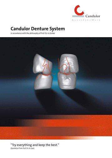 Candulor Denture System