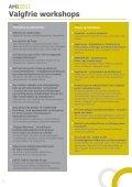 Arbejdsmiljøkonferencen 2011 - Arbejdsmiljørådgiverne - Page 6