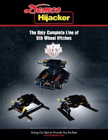 2013 Hijacker Catalog - Demco Products