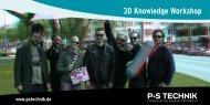 3D Knowledge Workshop - P+S TECHNIK