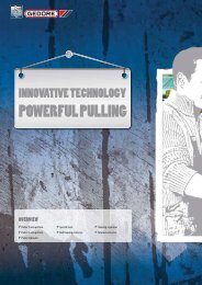 POWERFUL PULLING - katco.co.kr