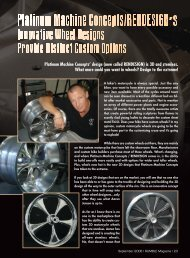 Platinum Machine Concepts - Phoenixbikers.com