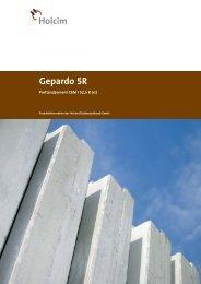 Gepardo 5R kurz def