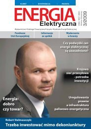 numer 3/2009 - E-elektryczna.pl