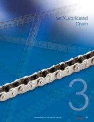 Self-Lubricated Chain