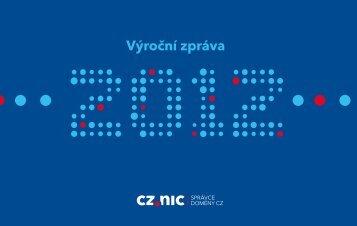 2012 - Cz.NIC