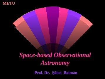 pdf format - METU Astrophysics