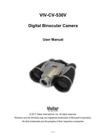 Vivitar 12x25mm digital camera binoculars youtube.