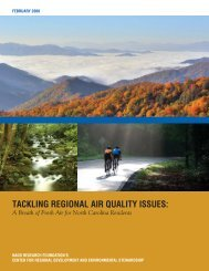 Tackling Regional Air Quality Issues: A Breath of Fresh ... - NADO.org