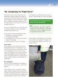 hensigtsmæssige arbejdsrutiner for piloter - BAR transport og engros - Page 5