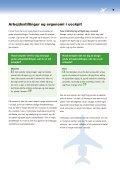 hensigtsmæssige arbejdsrutiner for piloter - BAR transport og engros - Page 7