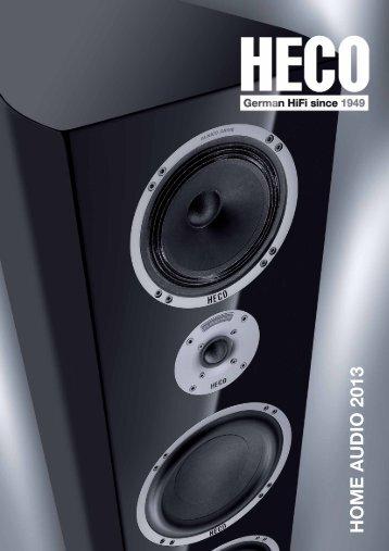 HECO Home Audio 2013 - Audioton