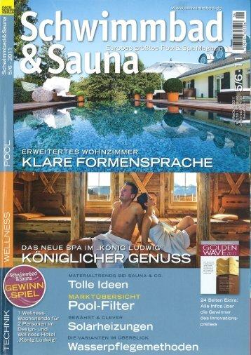 SchwimmbadSauna_Sun_01.05.11 - Schlemmer eco-tech