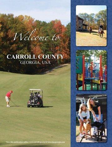Carroll County! - Buy Georgia