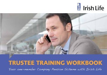 TrusTee Training workbook - B-line