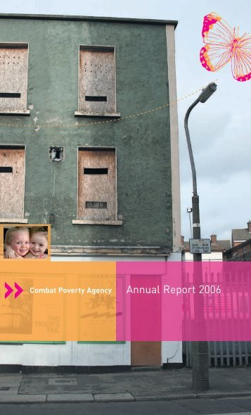 CPA annual report 2006 - Combat Poverty Agency