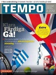 Tempo 2 2012 (pdf) - Posten