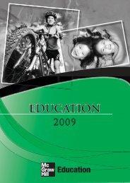 EDUCATION - McGraw-Hill Books