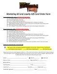 Mayhem Bowling Club Package - Page 3