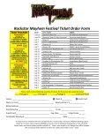 Mayhem Bowling Club Package - Page 5