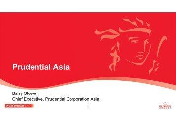Prudential Asia Prudential Asia
