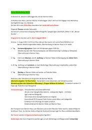 Foto-Workshop 2012 - DAV Sektion Wuppertal