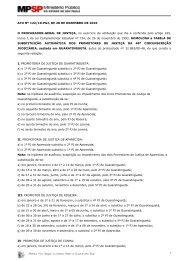 1 ATO Nº 122/10-PGJ, DE 28 DE DEZEMBRO DE 2010 O ...
