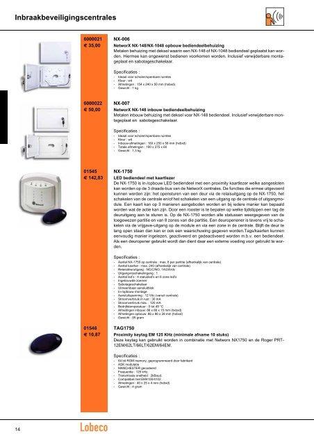 Productgids Bladen V7.indd - Lobeco