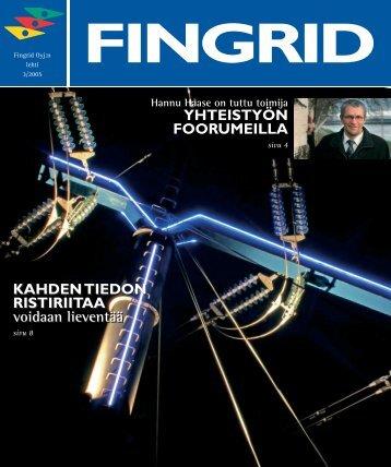3/2005 - Fingrid