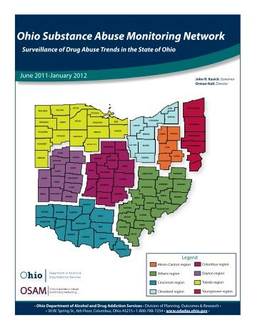 Ohio Substance Abuse Monitoring Network - Ideastream