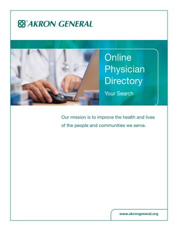 Find a Doctor | Schedule an Appointment | OhioHealth