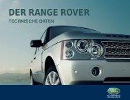 DER RANGE ROVER - Autohaus Henke