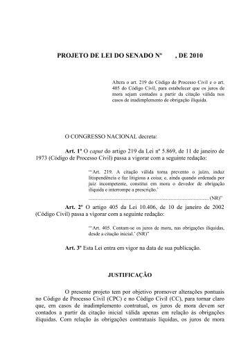 NOTA TÉCNICA Nº , DE 1996
