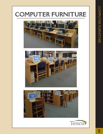 COMPUTER FURNITURE - Longo Schools