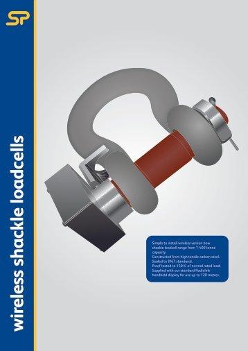Wireless shackles