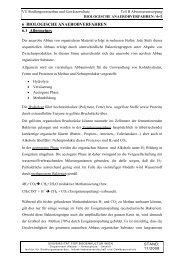 Kapitel B06 / BIOLOGISCHE ANAEROBVERFAHREN / 07.11.2012