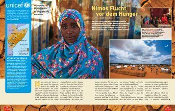 Nimos Flucht vor dem Hunger (PDF) - younicef.de