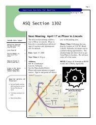 Mar-Apr 2008 ASQ 1302 Newsletter.pub