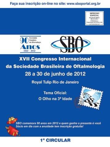 Hospedagem - Sociedade Brasileira de Oftalmologia