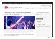 roll | La rumba y el rock azalvajao de Tomasito este ... - SALA LÓPEZ